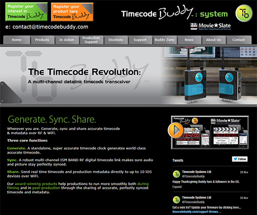 Timecode Buddy